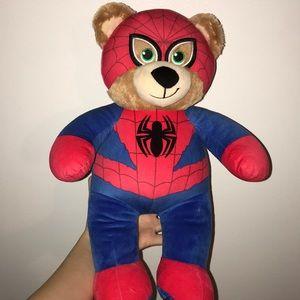 Spider-Man Build-A-Bear